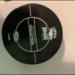 Other - Charlotte Checkers Autographed Puck Collectors!